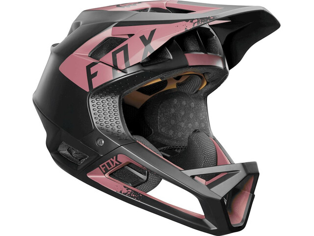 Fox Proframe Mink Helmet Women Women dusty rose